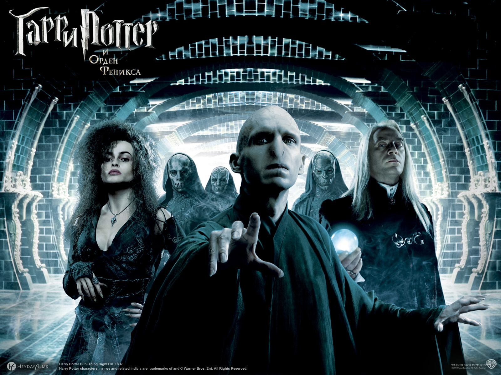 The Phoenix Harry Potter and Order